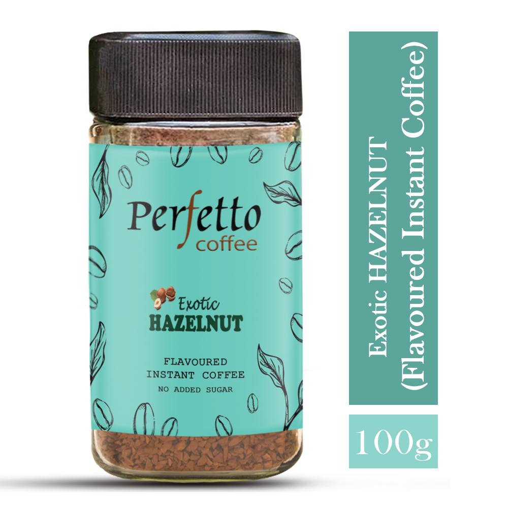 Hazelnut Flavoured Instant Coffee