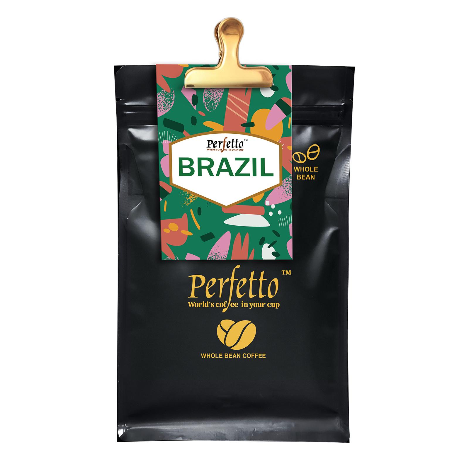 Brazil Toucan Cerrado Roasted Coffee Bean